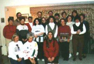 CCWCC charter members photo